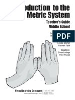 Metric System Guide