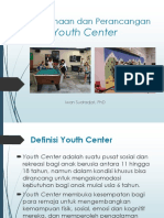 Perencanaan dan Perancangan Youth Center.pptx