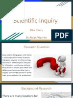 scientific inquiry  1