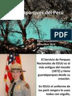 Guardaparques Peru