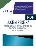 Apresentacao Lucieni - ANTC