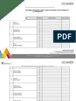 Registro de Calificaciones Grupo 2