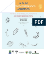 Guia Cartilla Macroinvertebrados