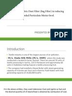bagfilteroperationpradeepkumar-130427045103-phpapp02
