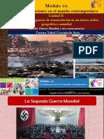 Segunda Guerra Mundial y Sus Consecuencias/