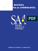 Revista Argentina de Andrologí