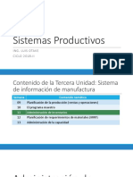 Sistemas Productivos Sem-11