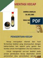 Presentation Fermentasi Kecap 1