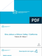 Resultados de la gira por Silicon Valley