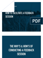 161114_How to Facilitate a Feedback Session_NGHA 19