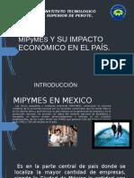 MIpyMES y Su Impaco Económico en El País