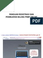 Panduan Registrasi dan Pembuatan E-Billing SIMPONI.pptx
