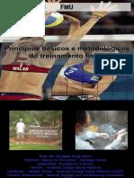 Principios básicos e metodológicos do treinamento fisico