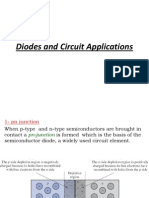 Diodes and Circuit Applications