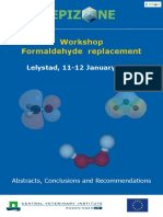 Formaldehyde Replacement