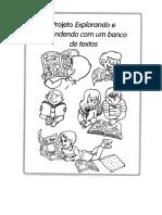 Alfbetização - Banco de Textos.110