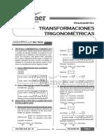 Tema 12 - Transformación de Una Suma o Diferencia a Producto