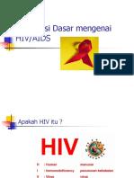Sosialisasi HIV AIDS