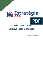 Roteiro de Estudos - Carnaval com Licitações.pdf