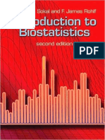 Introduction to Biostatistics Second Edition