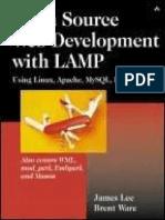 Addison Wesley _ Open Source Web Developme - By James Lee, Brent Ware.pdf