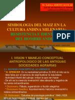 Simbologia Del Maiz-cusco 2018