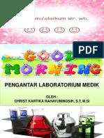 Update Ppt Pengantar Lab Medik (d3 Rpl) (1)