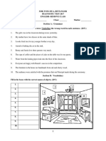 Ujian Diagnostik BI Form 1