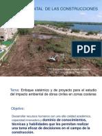 Impacto Ambiental de Las Construcciones