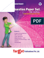 Std 10th Question Paper Set With Solutions English Medium Mh Board 12905 (1)