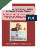 Compendio de Pablo González Casanova