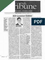 Daily Tribune, Mar. 6, 2019, BSP Governor Diokno.pdf