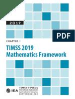 [17731]TIMSS 2019 Assessment Frameworks Math
