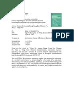 Antioxidante, Inmunorreguladora y Actividades Anticancerosas de Un Nuevo Polisacárido Bioactivo de Semillas de Chenopodium Quinoa
