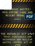 Environmental Engineering - Hazardous Wastes.pptx