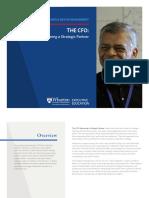 Wharton the CFO