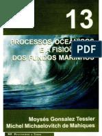 13-Processos Oceanicos e a Fisiografia Dos Fundos Marinhos