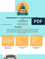 Power Quality & Power Quality Analyzer