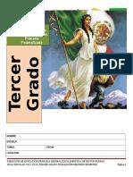 3° GRADO SEGUNDO BIMESTRE 2012-2014