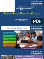 Propuesta Taller Nacional 2019