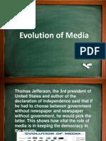 EVOLUTION OF MEDIA by lee ann.pptx