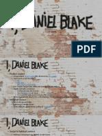 I, Daniel Blake - Case Study