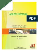 Tutorial GEOLOGY