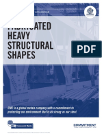 LEEDv4 CMC EPD Fabricated Heavy Structural Shapes