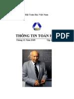 Thong Tin Toan Hoc