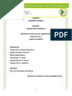 Cinética Química Practica.9