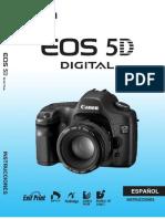 Manual Eos5d Es