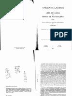 Van Riet (S) - Avicenna latinus. Liber de anima seu sextus de naturalibus I-II-III-Peeters_Brill (1972).pdf