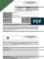 GFPI-F-016 Formato Proyecto Formativo PP GUACAVIA 2019