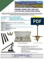 Light Dynamic Probe DPL